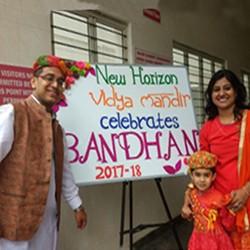Neha and Vishal Joshi