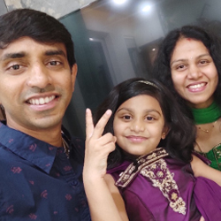 Veda's Parents